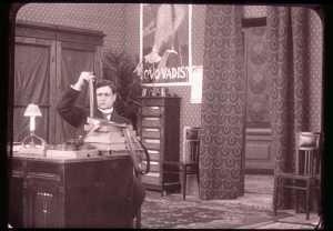 Una tragedia al cinematografo (Cines 1913)