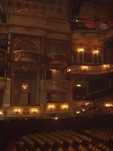 Drury Lane auditorium
