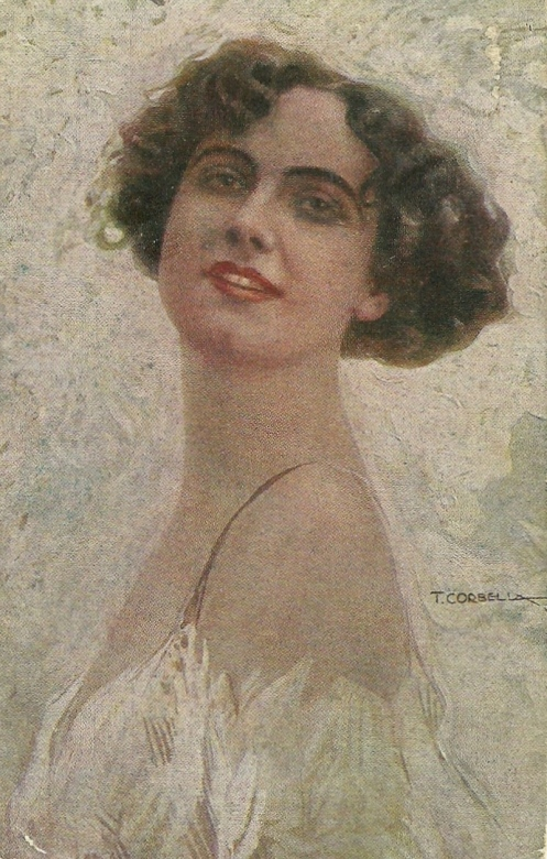 Francesca Bertini, Tito Corbella0001