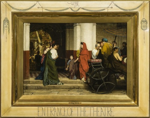 The_Entrance_to_a_Roman_Theatre_(1866)
