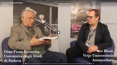 Brunette ik Bologna interview Visconti